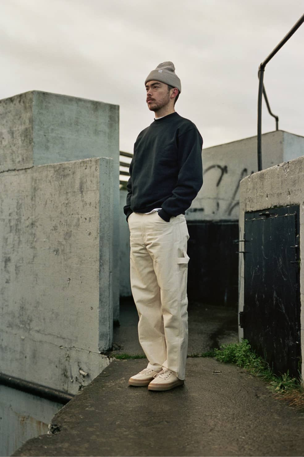 Original Painter Pant Natural Drill | Trousers by Stan Ray 1