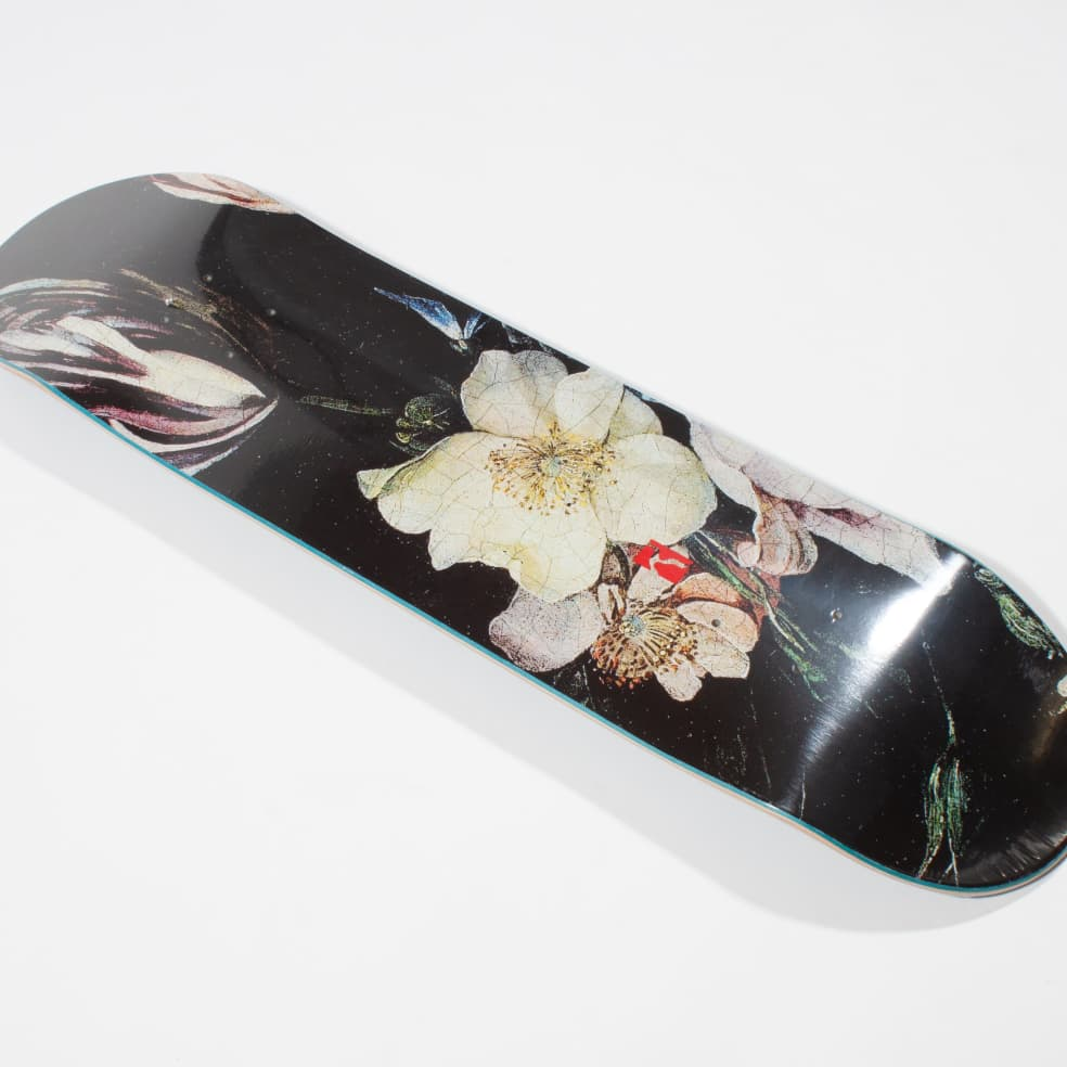 Poetic Collective Flower Skateboard Deck - 8.0   Deck by Poetic Collective 2