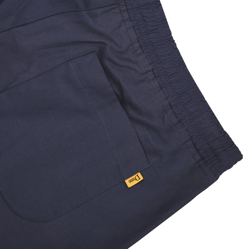 Dime - Dime Twill Pants - Navy | Trousers by Dime 2