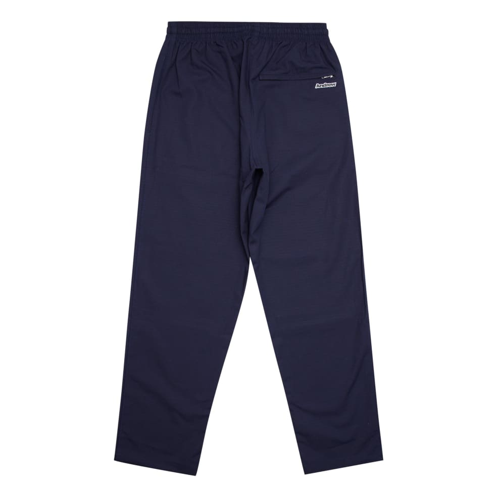 Andrew Beach Pants - Navy | Trousers by Andrew 2