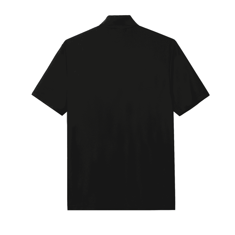 Tired Golf Polo Shirt - Black   Polo Shirt by Tired Skateboards 2