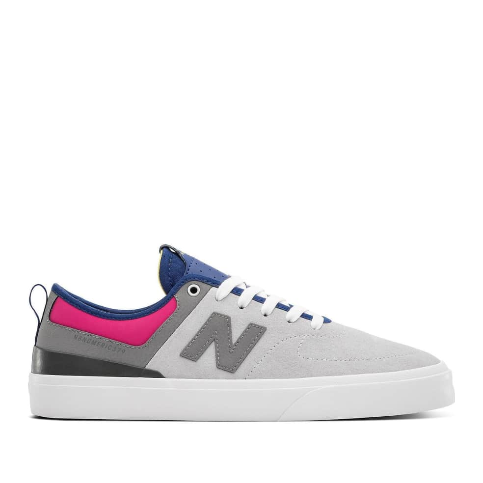New Balance Numeric 379 Shoes - Grey / Pink | Shoes by New Balance 1