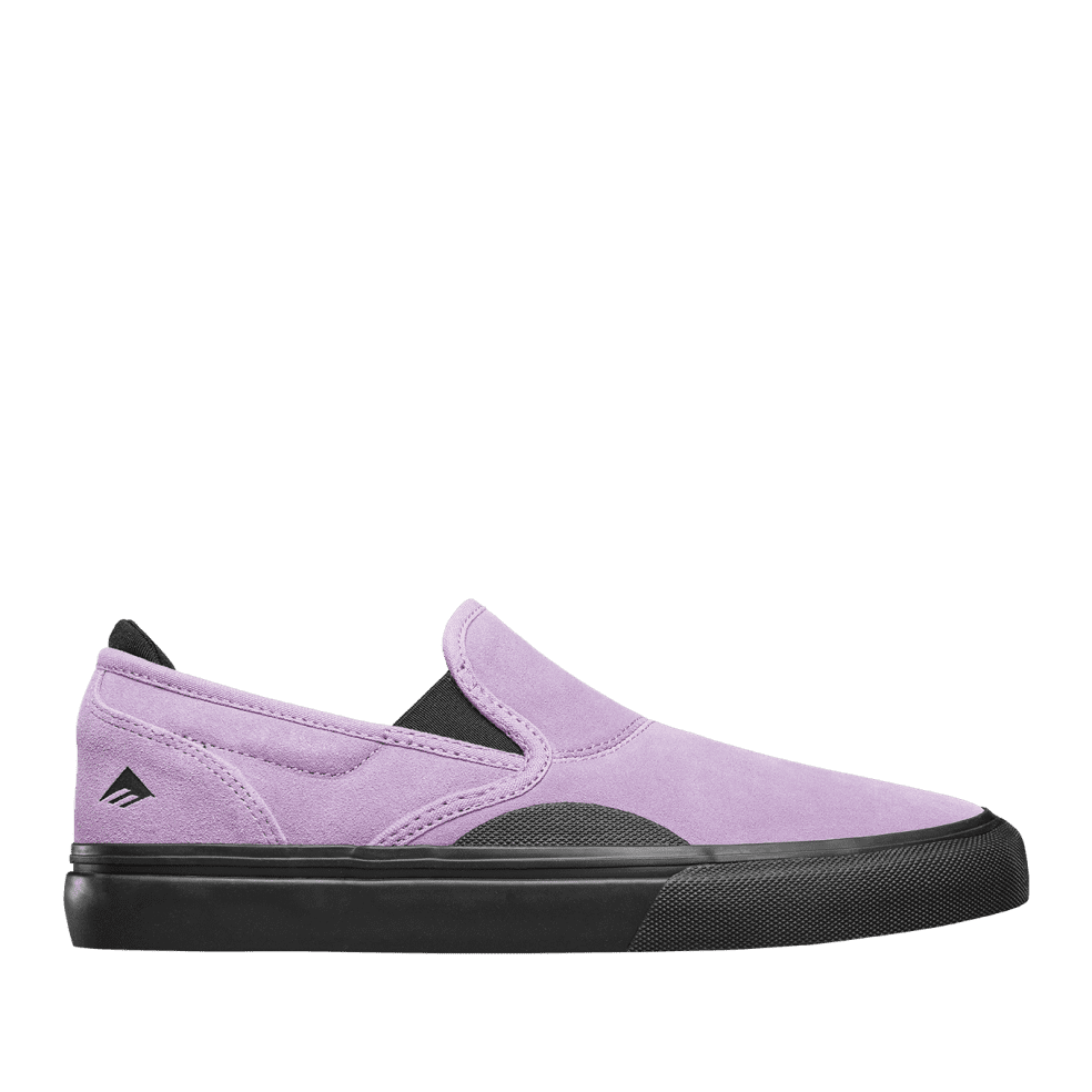 Emerica Wino G6 Slip Skate Shoes - Violet | Shoes by Emerica 1