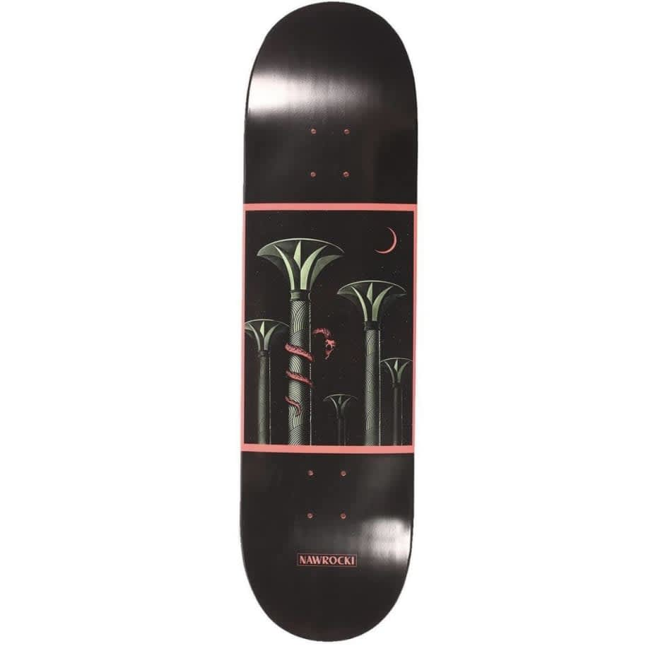 """Picture Show Nawrocki Serpent Deck 8.6"""" 