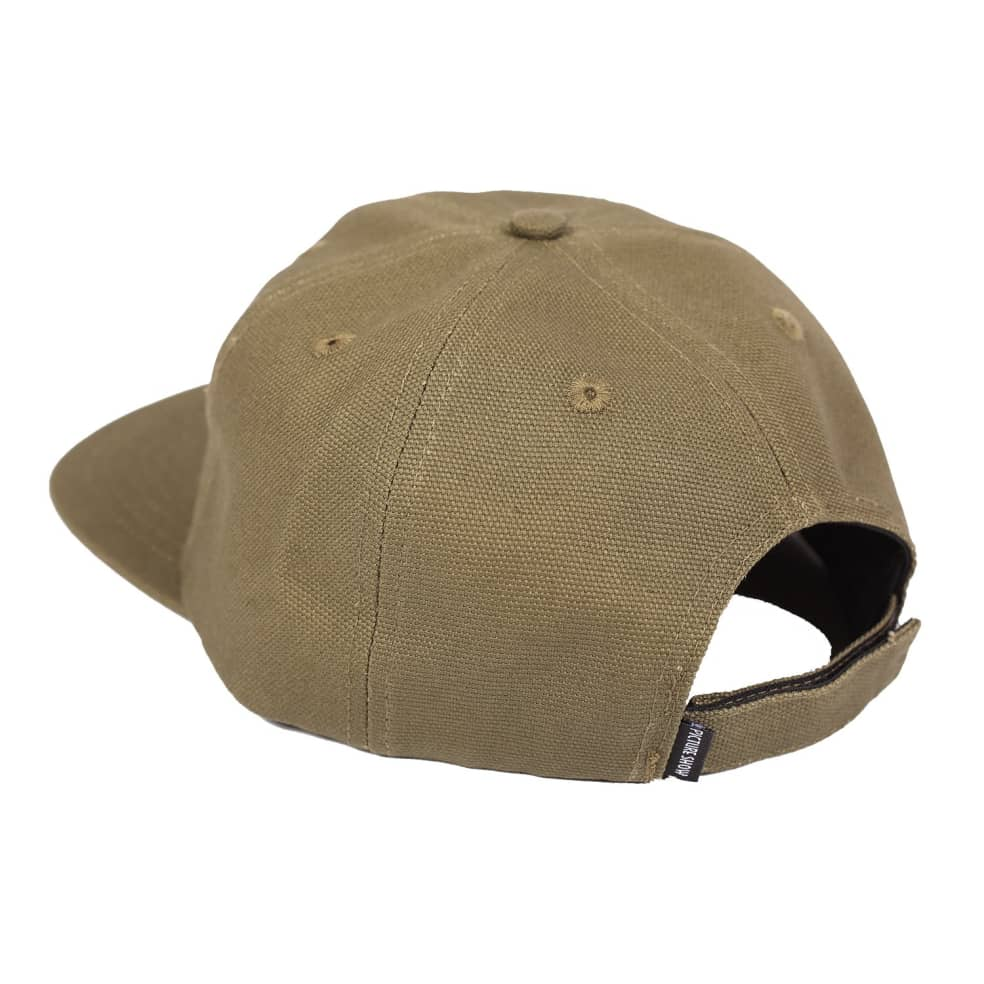 Picture Show Andalou Snapback Hat Olive | Hat by Picture Show Studios 2