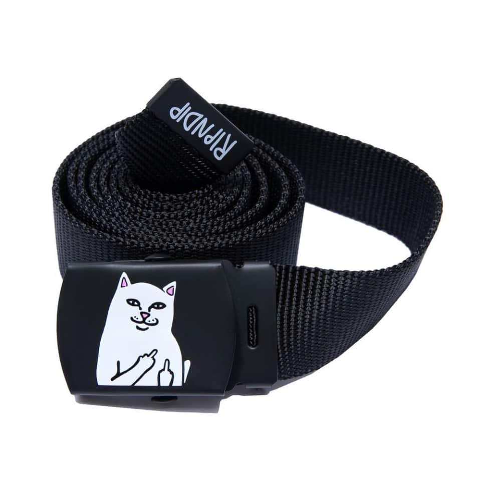 Ripndip Lord Nermal Belt - Black | Belt by Ripndip 1