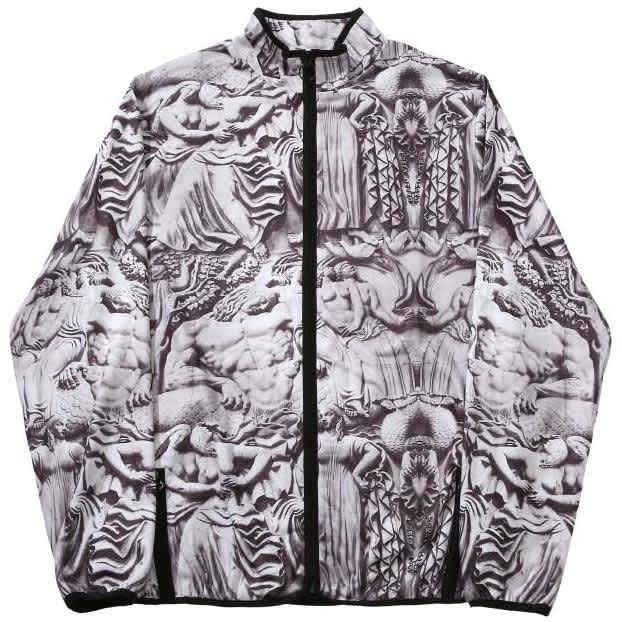 Hélas Dome Jacket - All Over Print   Jacket by Hélas 1