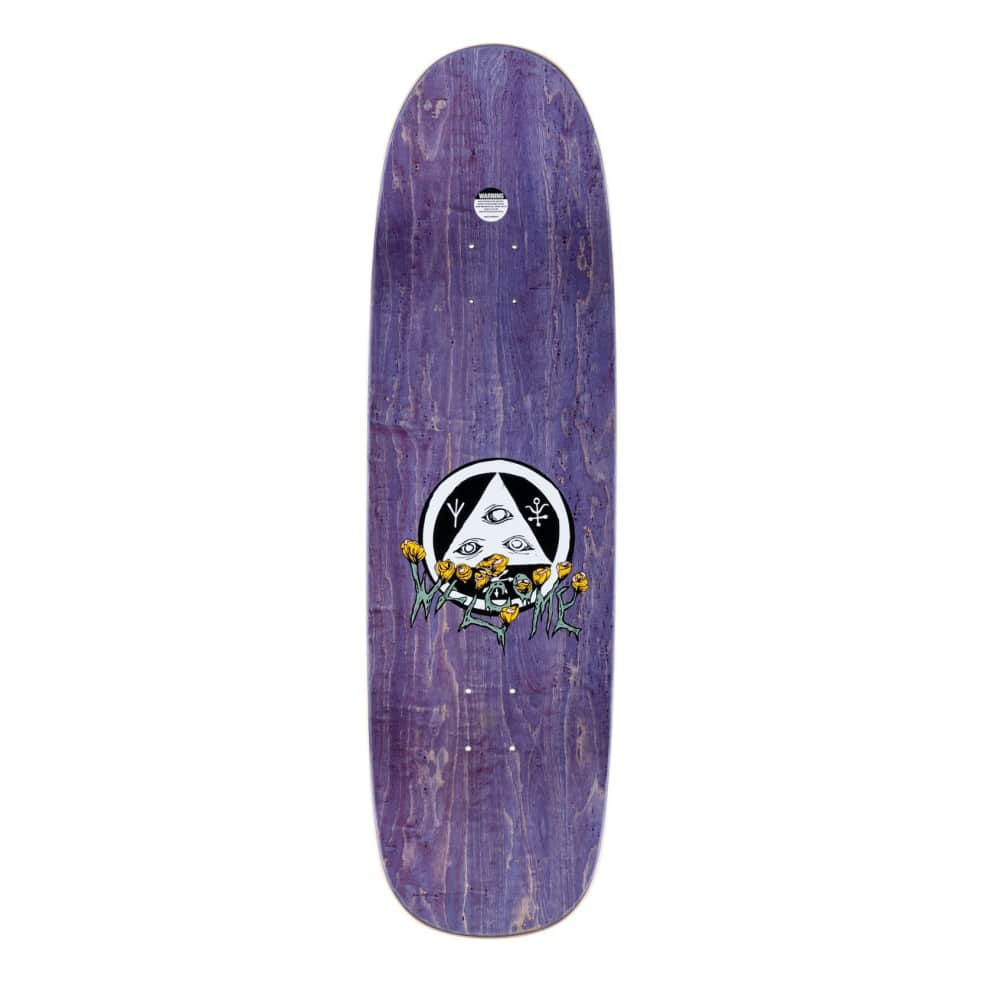 Welcome Zombie Love On Boline Skateboard Deck 9.25 | Deck by Welcome Skateboards 3