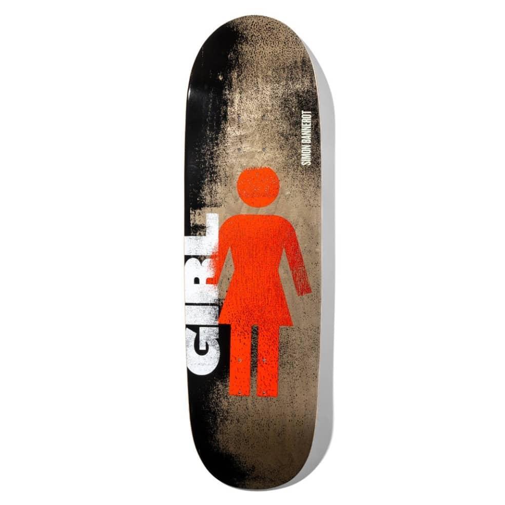 """Girl Bannerot Roller OG Couch Skateboard Deck - 9.25""""   Deck by Girl Skateboards 1"""