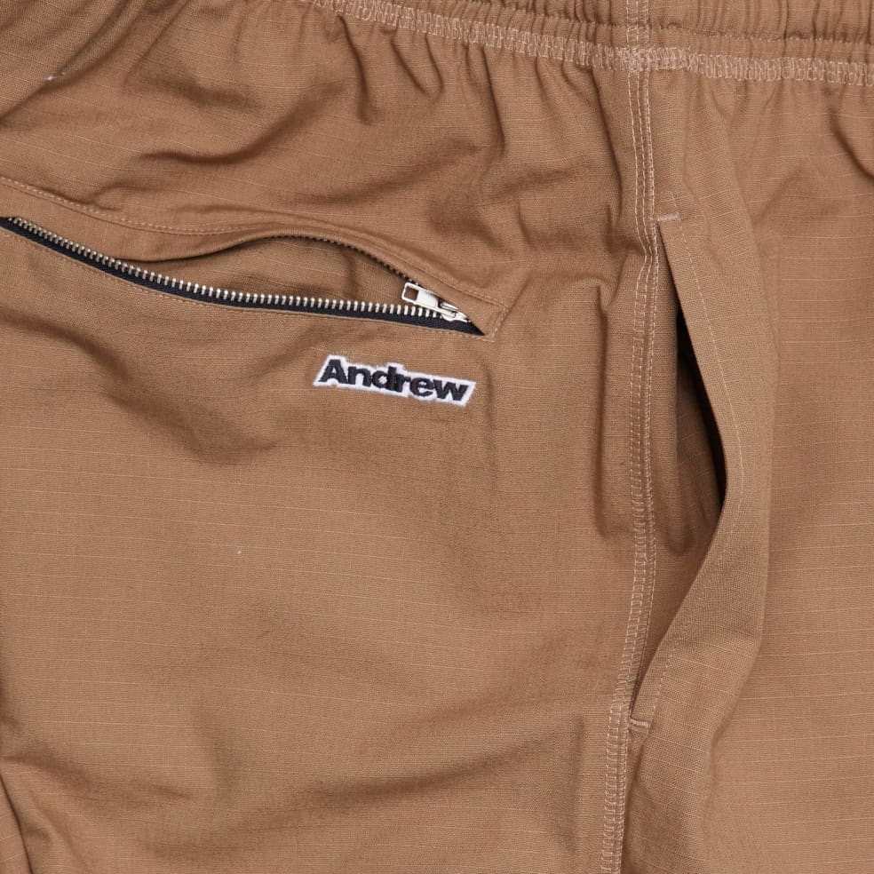 Andrew Beach Pants - Coyote   Trousers by Andrew 3