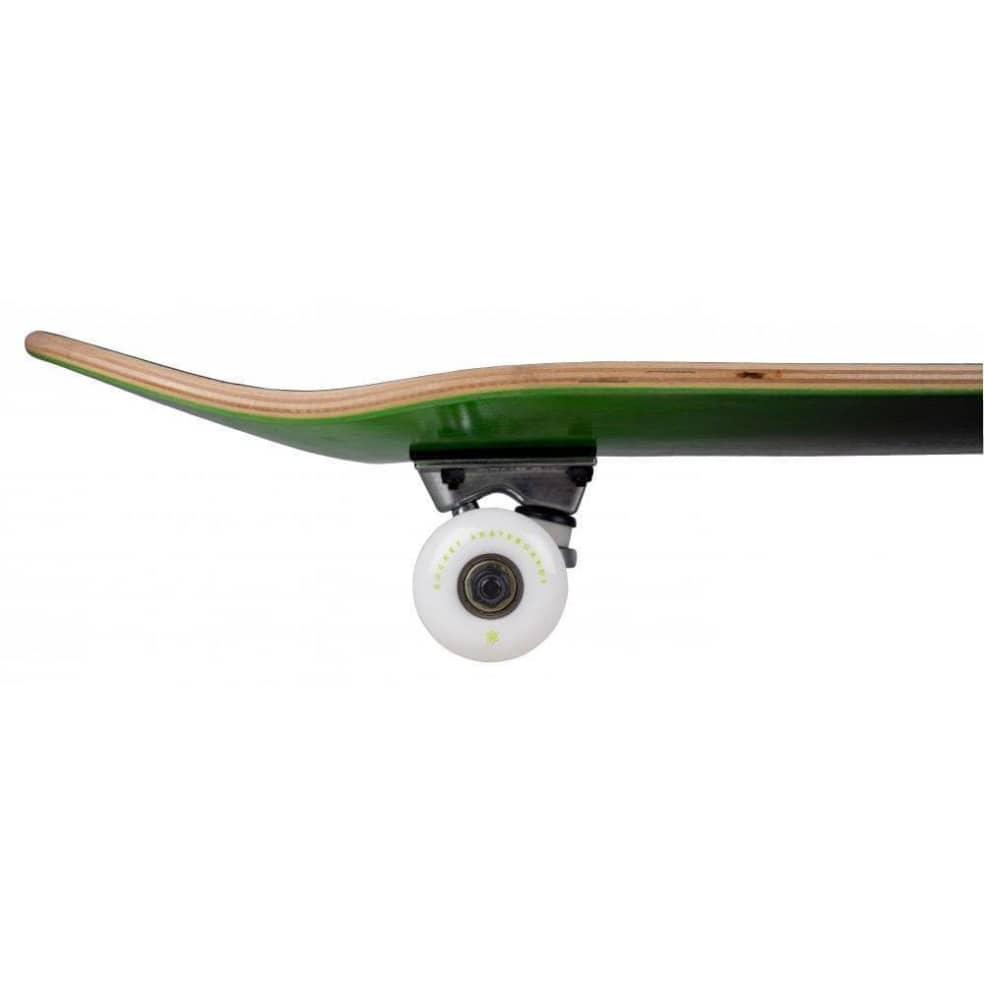 "Rocket Complete Skateboard Double Dipped Black 8"" | Complete Skateboard by Rocket Skateboards 3"