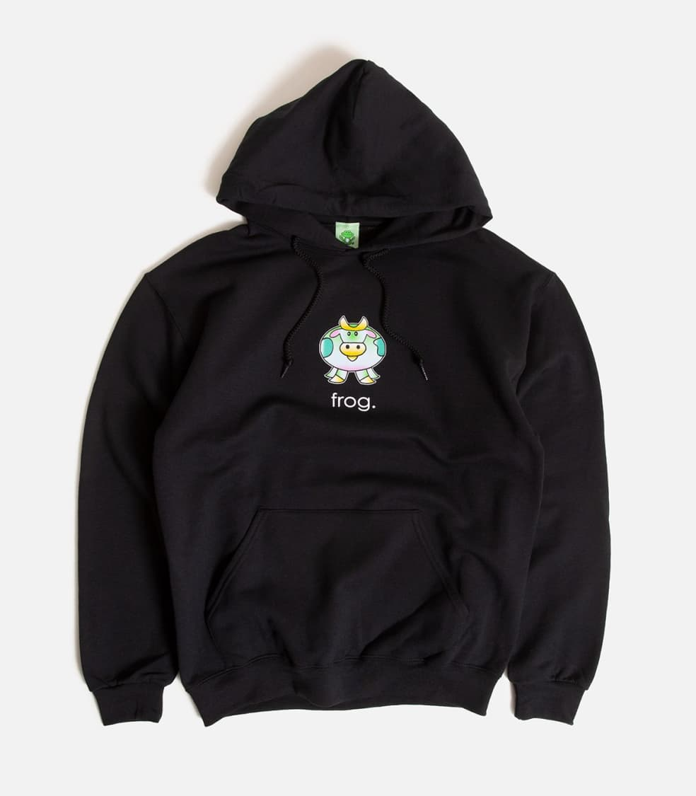 Frog Cow Pullover   Sweatshirt by Frog Skateboards 1