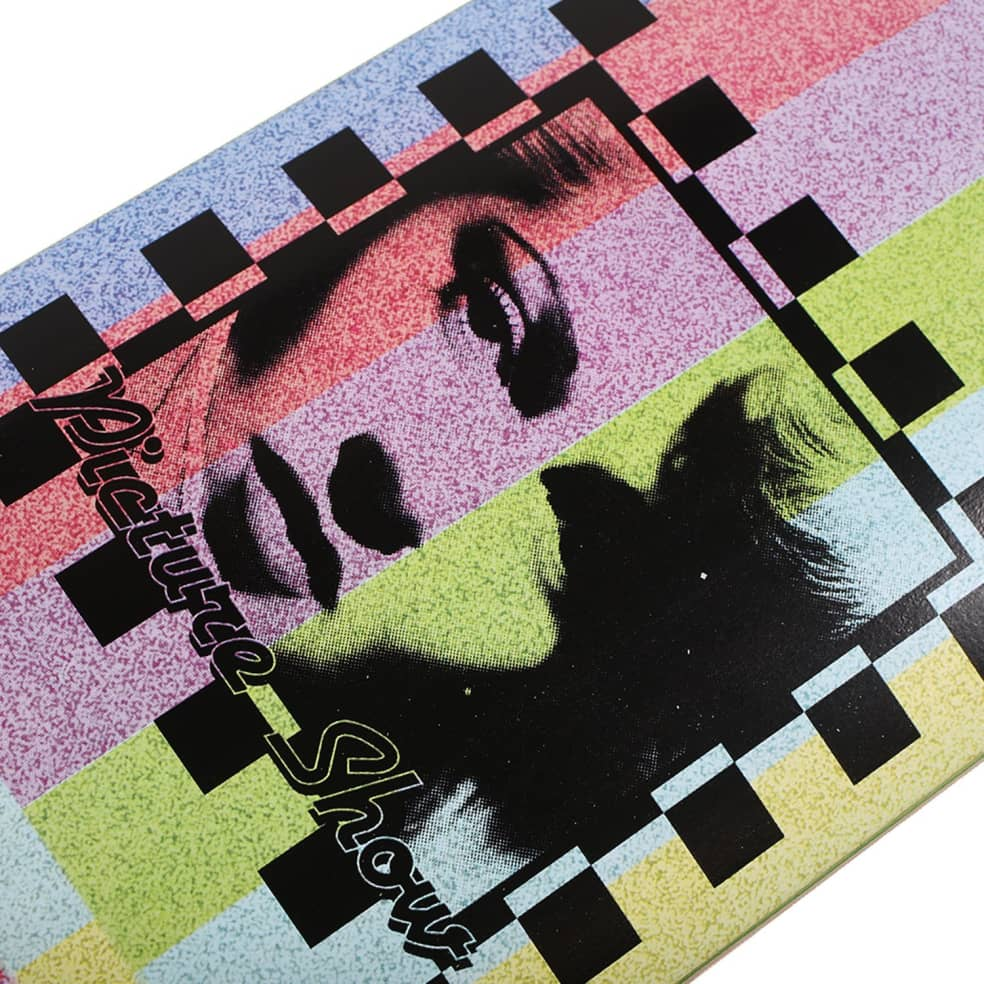 """Picture Show Homecoming Error Deck 8.125""""   Deck by Picture Show Studios 3"""