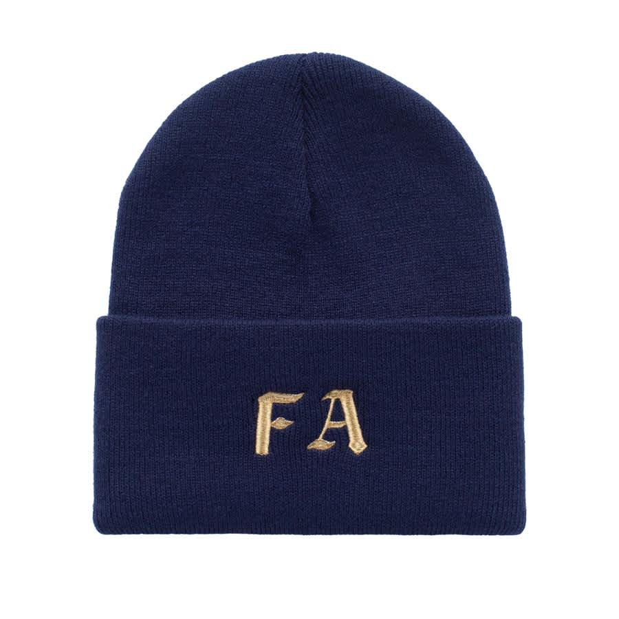 Fucking Awesome Children of a Lesser God Beanie - Navy   Beanie by Fucking Awesome 1