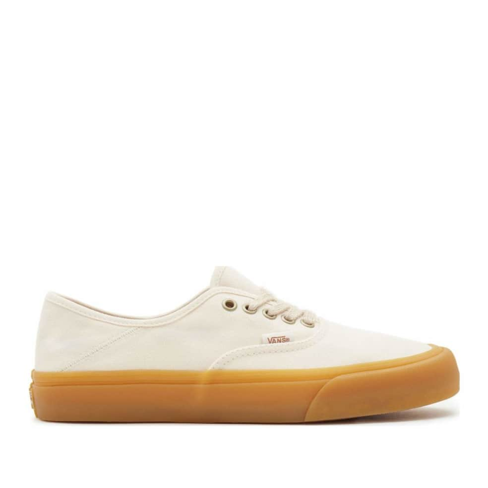 Vans Eco Theory Authentic SF Shoes - Natural / Double Light Gum | Shoes by Vans 1