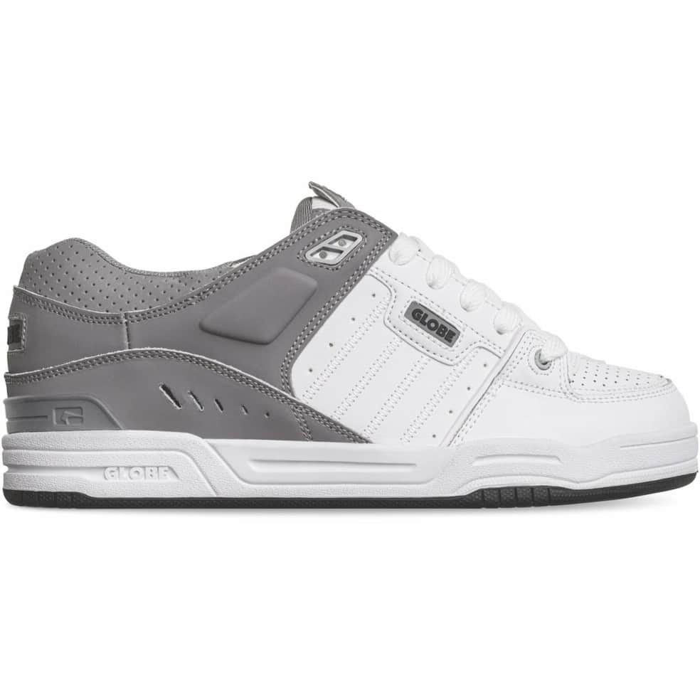 Fusion Grey White | Shoes by Globe 1