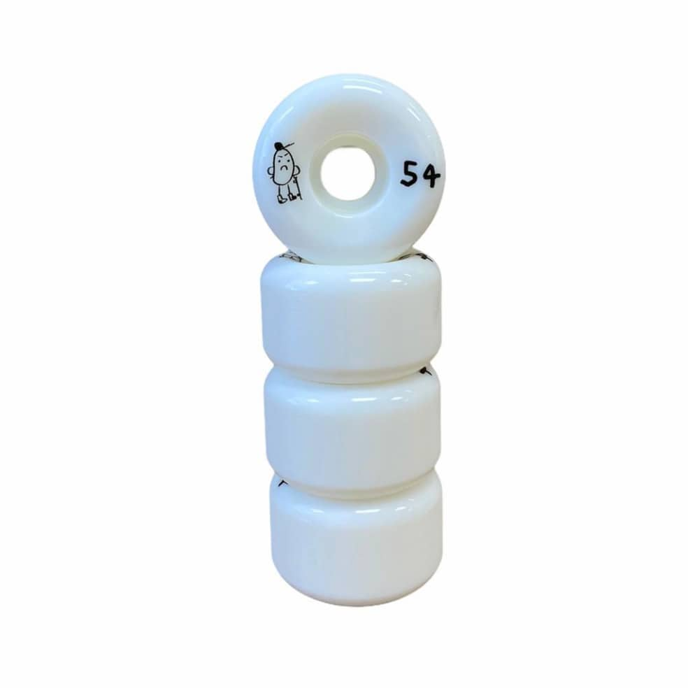 Shop Brand Conical Wheel 101a 54mm   Wheels by Shop Brand 1