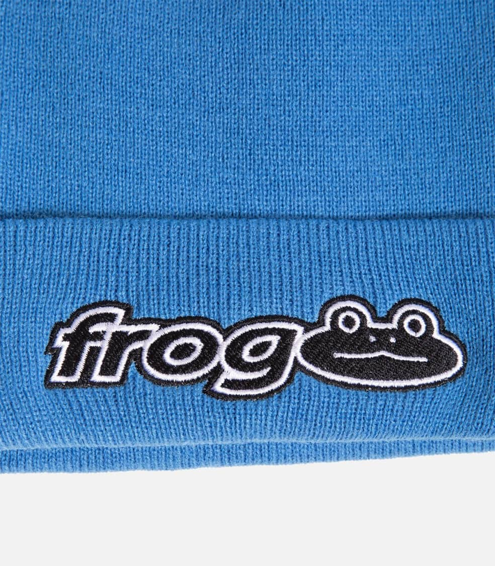 Frog Frog Works Beanie | Beanie by Frog Skateboards 2