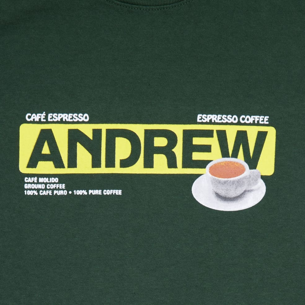 Andrew Pilon T-Shirt - Ivy   T-Shirt by Andrew 2