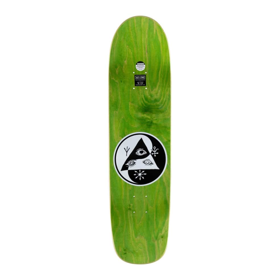 """Welcome Bactocat on Son of Planchette 8.38""""   Deck by Welcome Skateboards 2"""