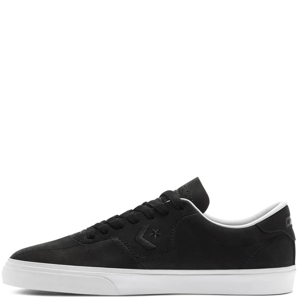 Converse CONS Louie Lopez Pro Low Top Shoes - Black / Black / White | Shoes by Converse 3