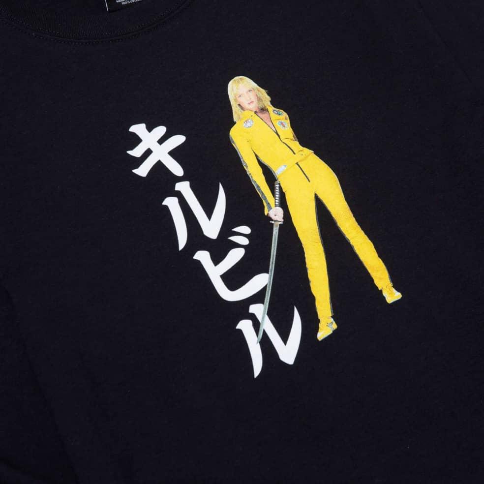 HUF x Kill Bill Black Mamba T-Shirt - Black | Longsleeve by HUF 3