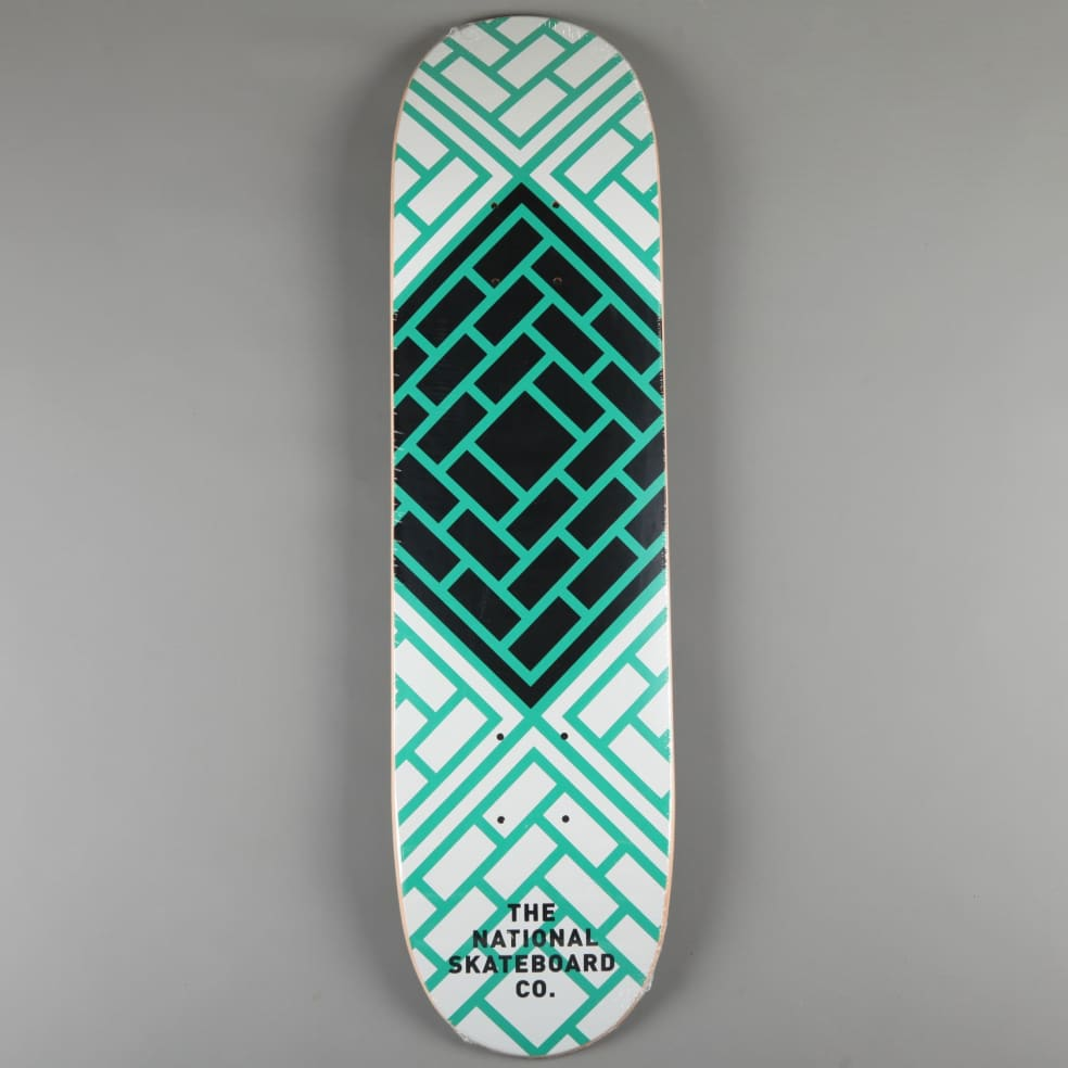"""National 'Classic Blue' 7.25"""" Mini Deck 