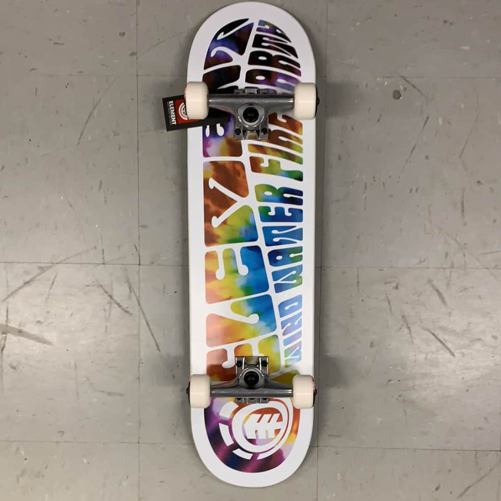 Element Skateboards Trip Out Complete 8.0 | Complete Skateboard by Element 1