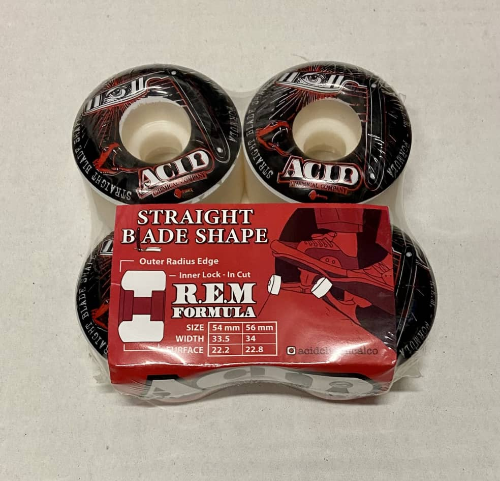Acid Chemical Co Straight Blade Wheels   Wheels by Acid Chemical Co. 2