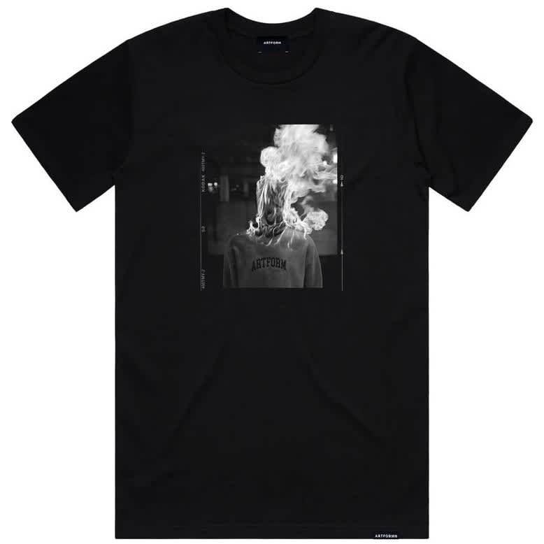 Artform Ghostface T-Shirt - Black   T-Shirt by Artform 1