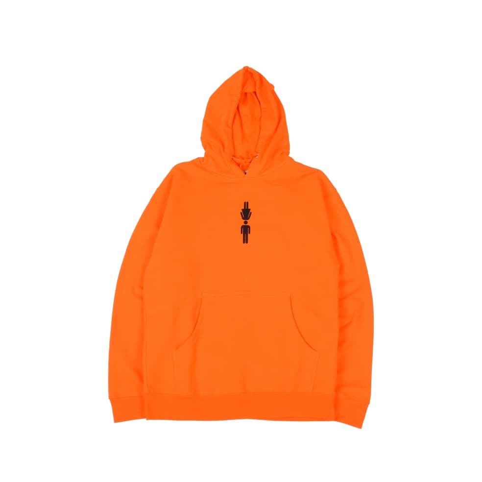 Lopez - All About You Pullover - Orange | Hoodie by Lopez 1