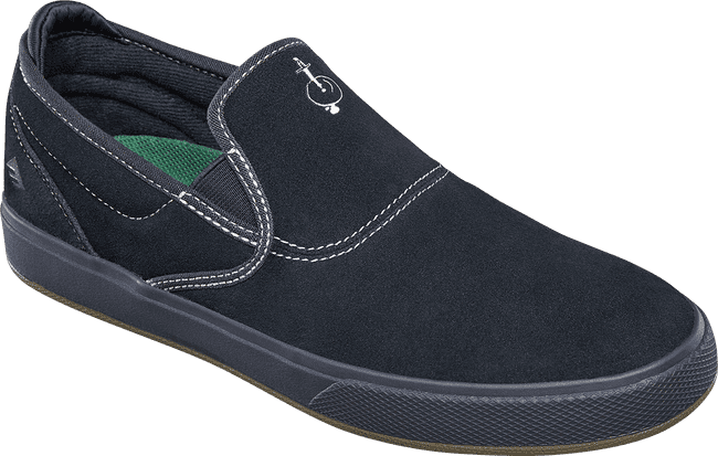 Emerica Wino G6 Slip Cup Skate Shoes - Navy | Shoes by Emerica 2
