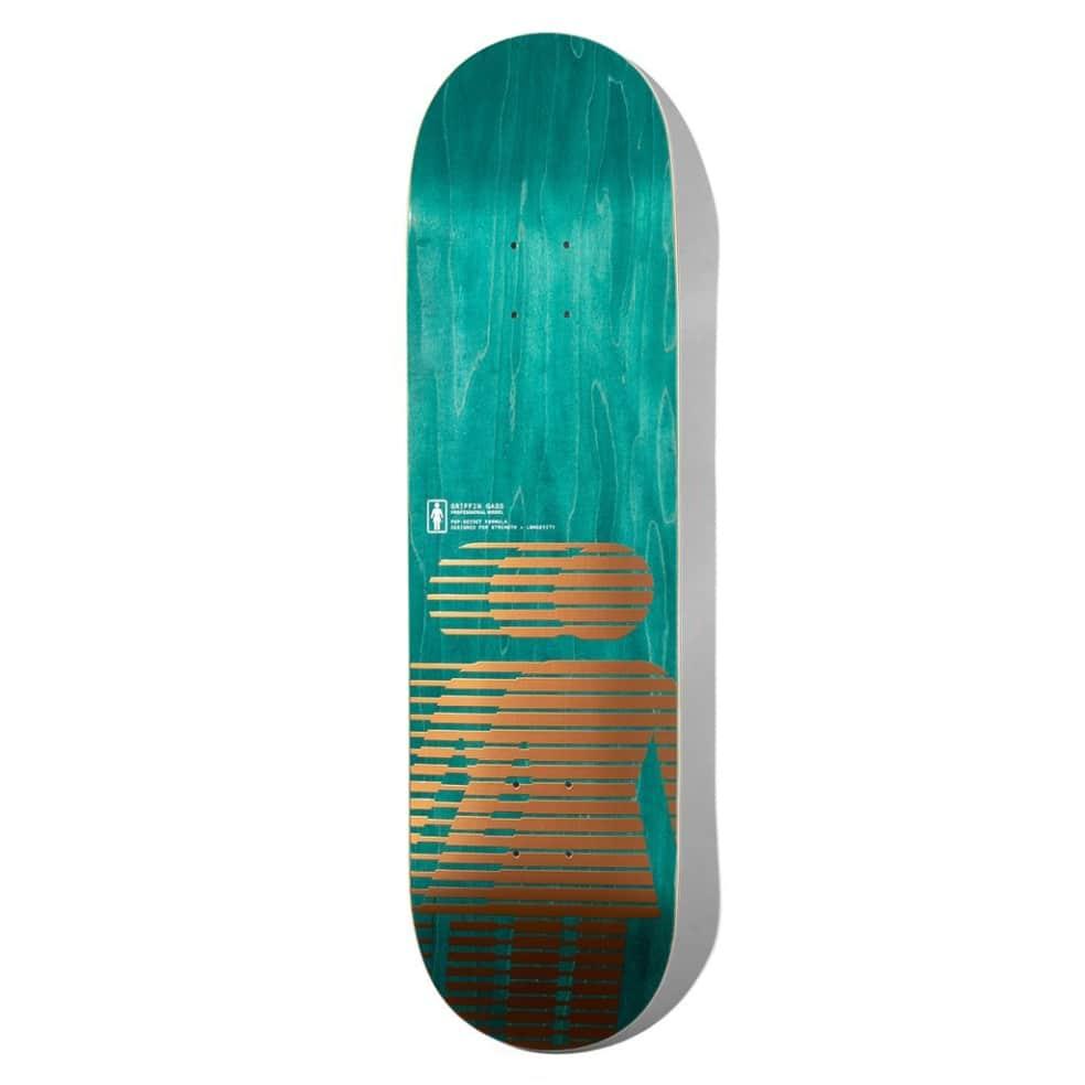 Girl Gass Hero Pop Secret Deck 8.5   Deck by Girl Skateboards 1