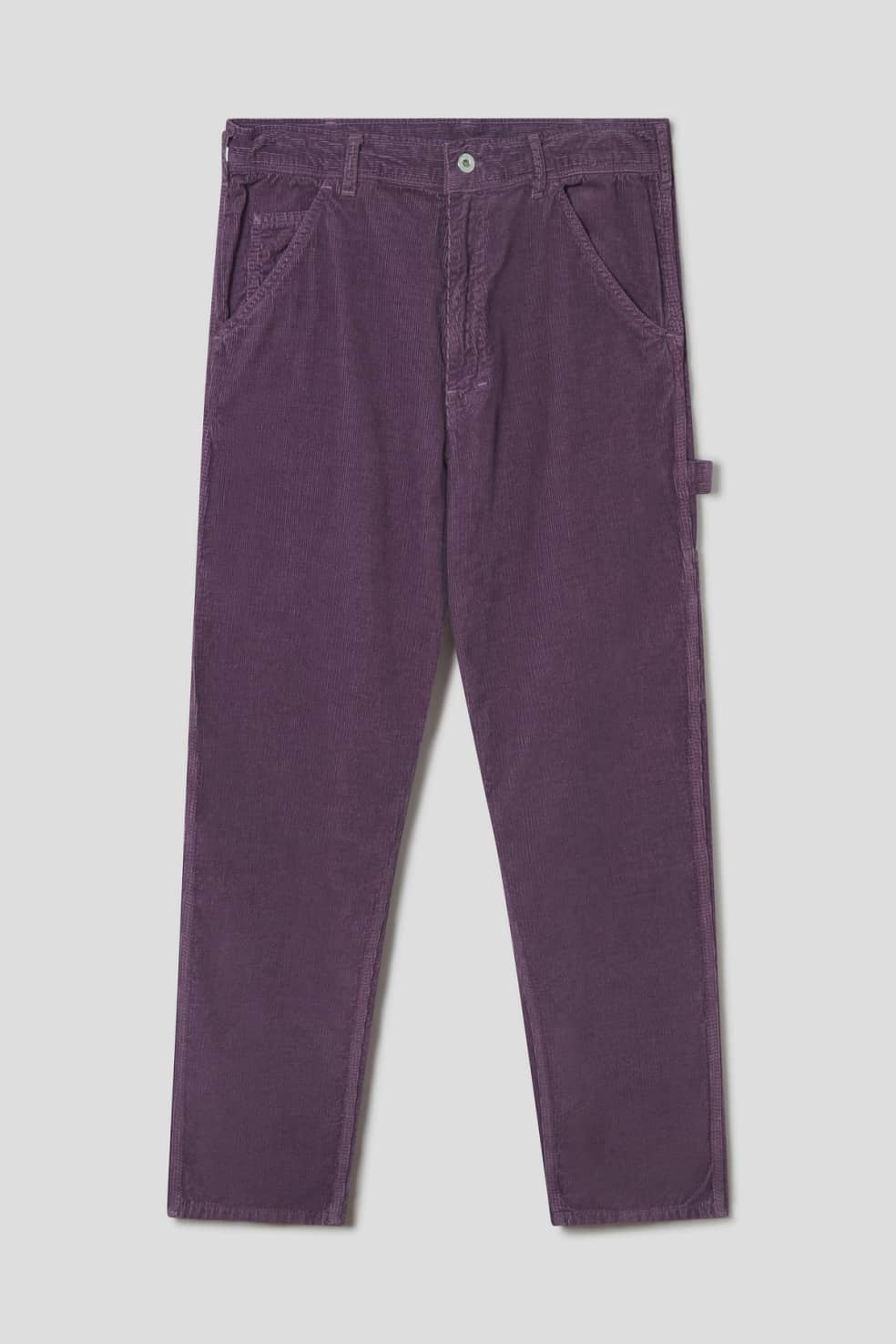 Stan Ray - 80's Painter Pant - Crushed Purple Cord | Trousers by Stan Ray 1