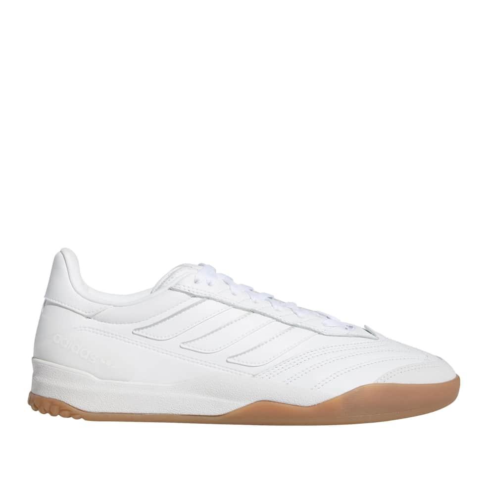 adidas Skateboarding Copa Nationale Skate Shoe - FTWR White / Silver Met / Gum   Shoes by adidas Skateboarding 1