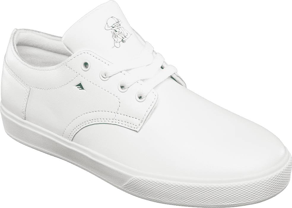 Emerica Spanky G6 Skate Shoes - White   Shoes by Emerica 2