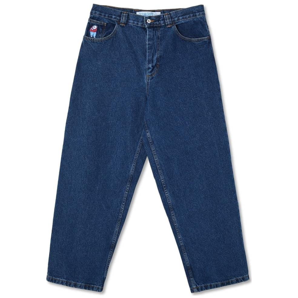 Polar Skate Co Big Boy Jeans - Dark Blue | Jeans by Polar Skate Co 1