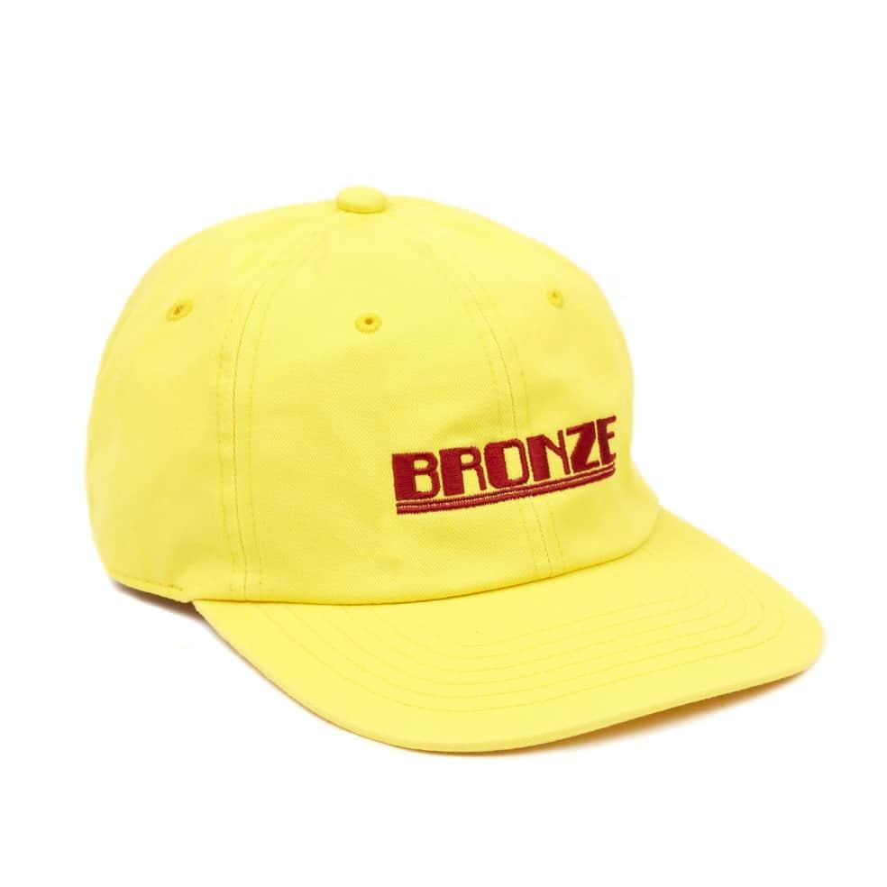 Bronze 56k Plate Hat - Yellow | Baseball Cap by Bronze 56k 1