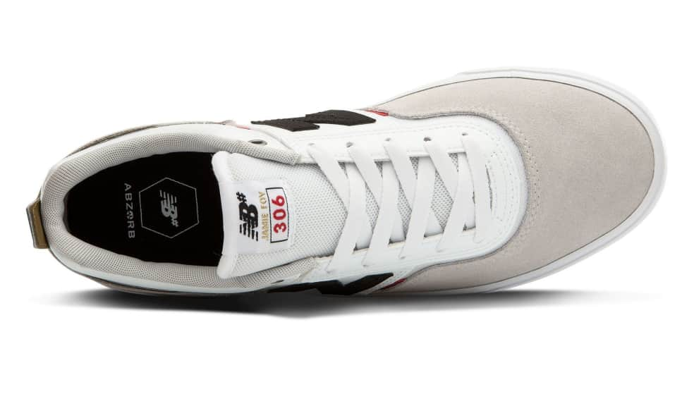New Balance Numeric 306 Skate Shoes - Summer Fog / Black   Shoes by New Balance 3