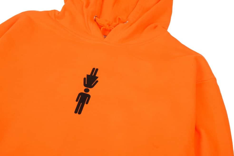 Lopez - All About You Pullover - Orange | Hoodie by Lopez 2