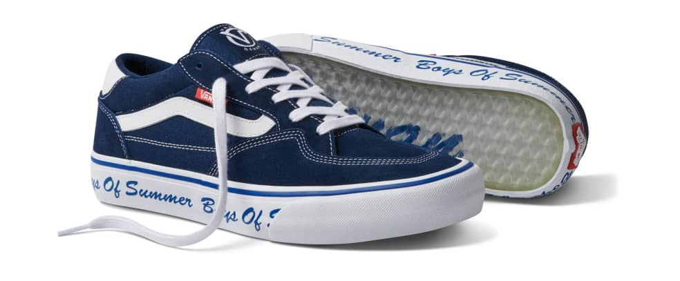 Vans Boys of Summer Rowan Pro Shoes - Rowan / Aidan   Shoes by Vans 3