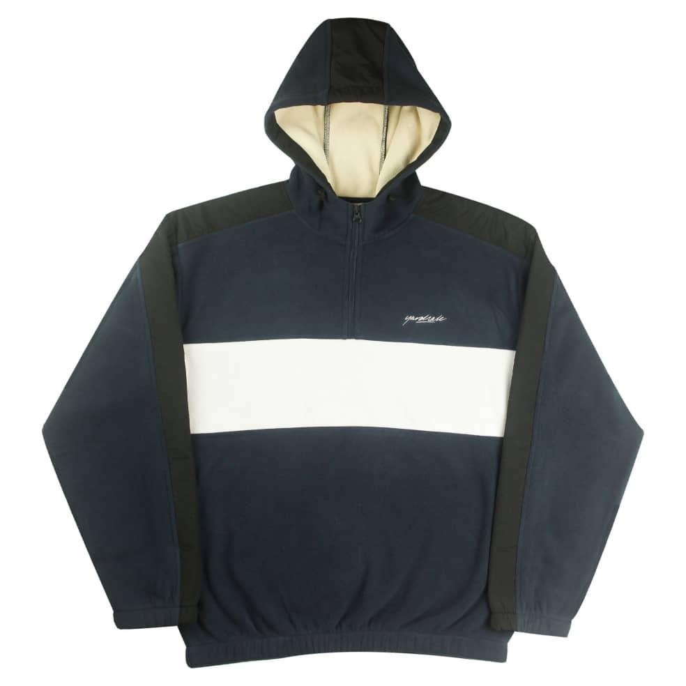 Yardsale Fleece Halfzip - Navy | Hoodie by Yardsale 1