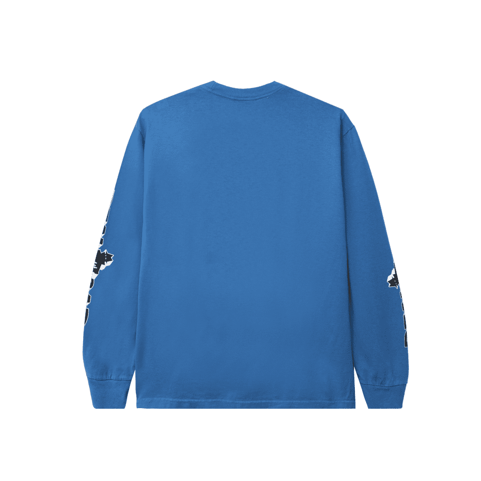 Real Bad Man Graphic Content Long Sleeve T-Shirt - Blusey | Longsleeve by Real Bad Man 2