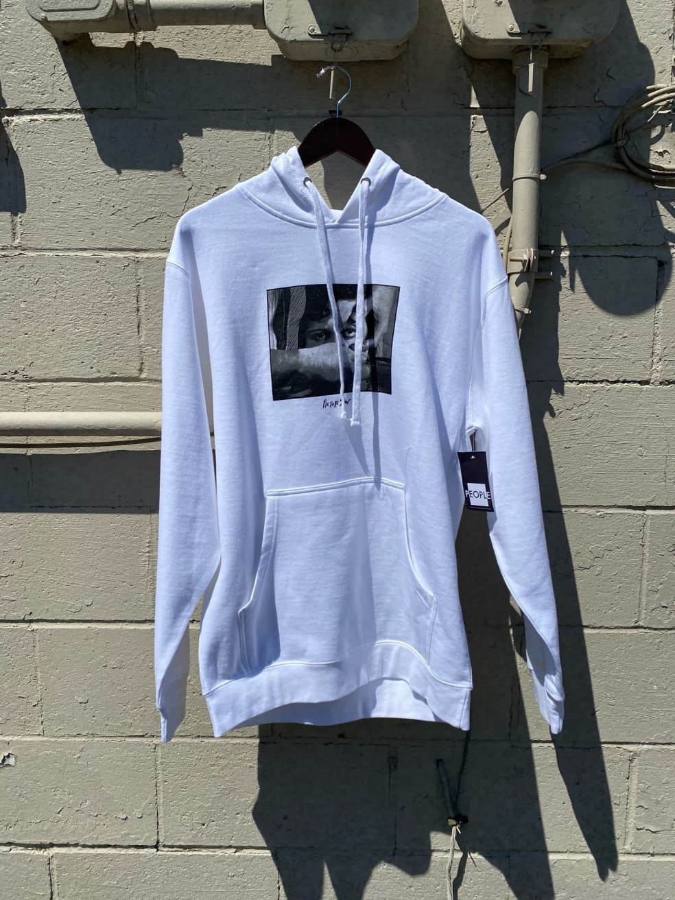 Picture Show Andalou Hooded Sweatshirt | Hoodie by Picture Show Studios 2