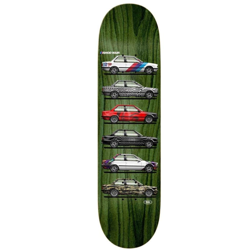 """Real Ishod Customs Twin Tail Deck - 8.25"""" 