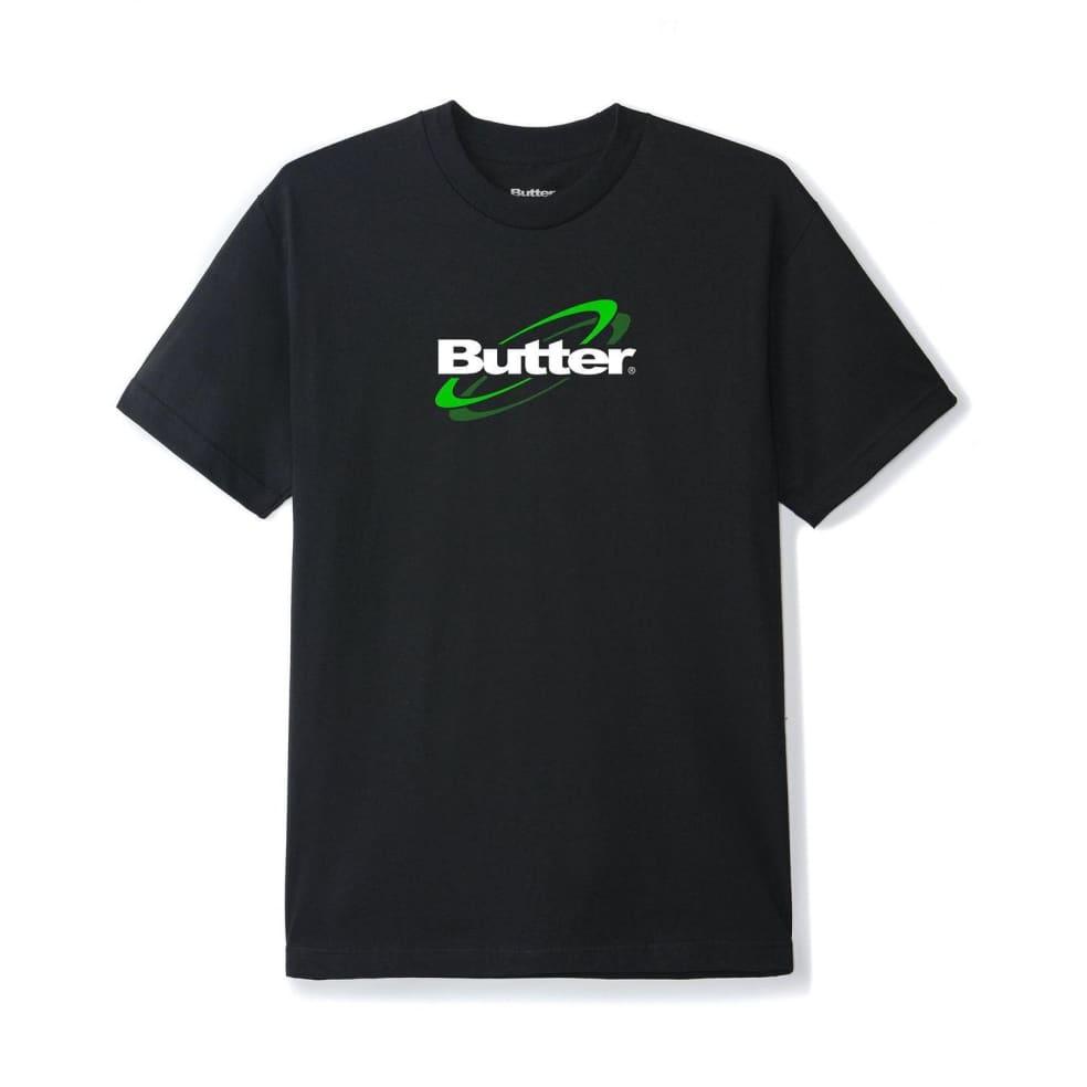 Butter Goods Technology Logo T-Shirt - Black   T-Shirt by Butter Goods 1