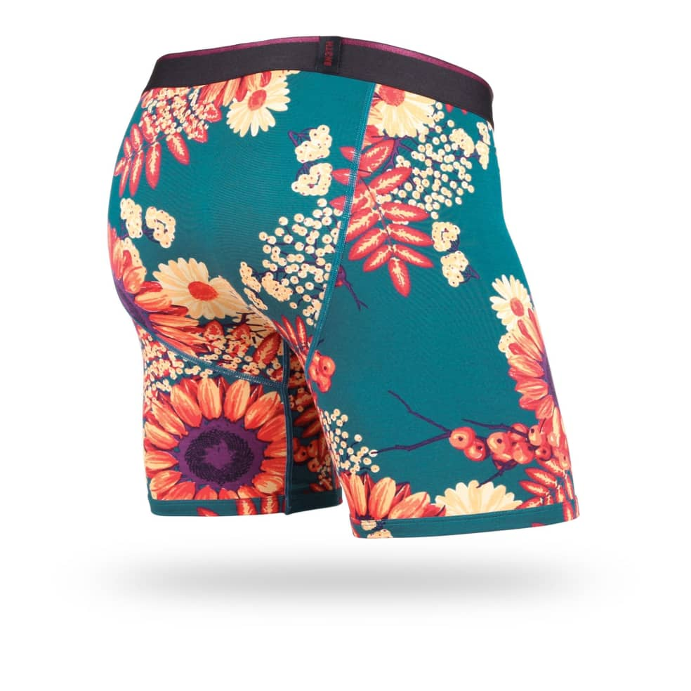 BN3TH CLASSIC BOXER BRIEF - WILDFLOWERS INK | Underwear by BN3TH 2