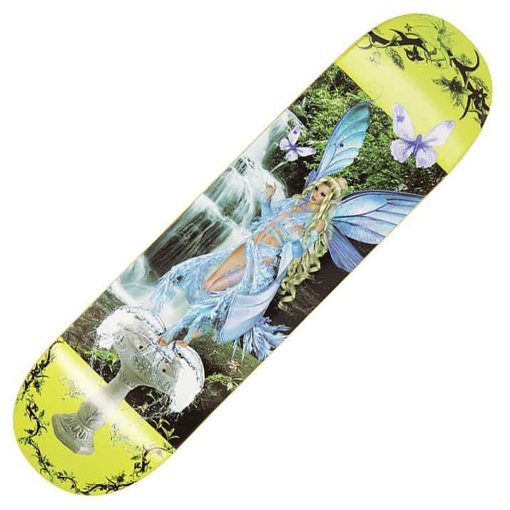 "Alltimers Bored Boards Flor deck (8.25"") | Deck by Alltimers 1"
