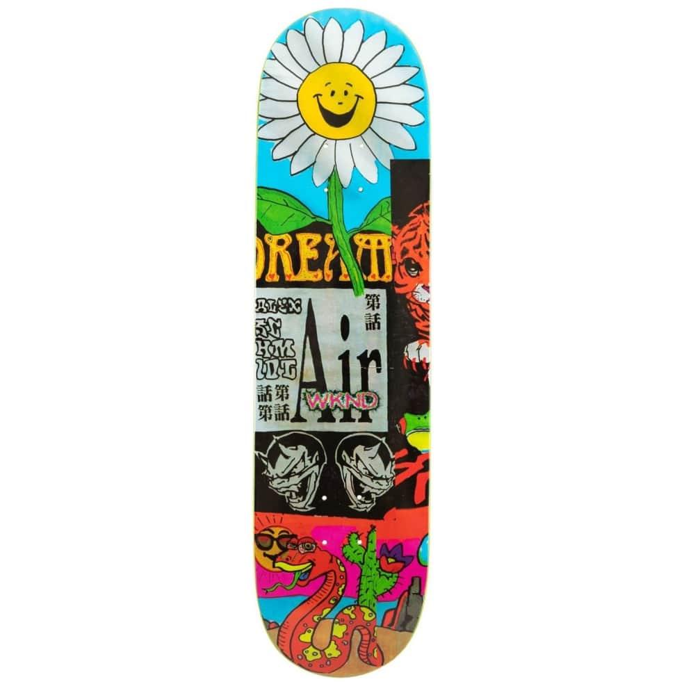 "WKND Sympathy Dropout Alex Schmidt Skateboard Deck - 8.5"" | Deck by WKND 1"
