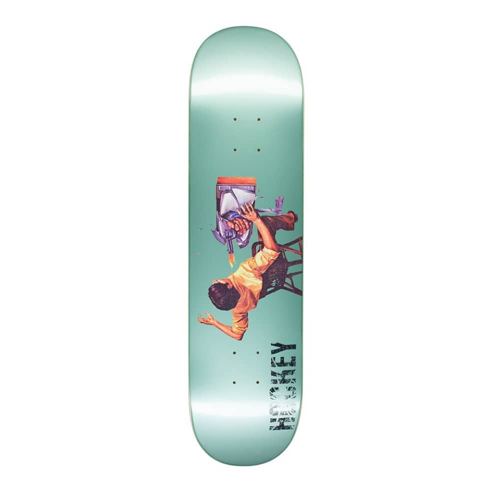 "Hockey Ultraviolence Donovon Piscopo Skateboard Deck - 8""   Deck by Hockey Skateboards 1"